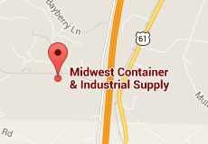 Plastics Bottle Manufacturer Map